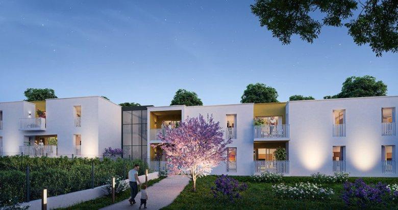 Achat / Vente immobilier neuf Montpellier nord  Hôpitaux Facultés (34000) - Réf. 5172