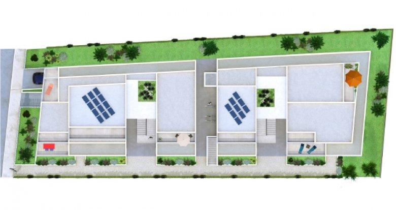 Achat / Vente immobilier neuf Montpellier Ouest, proche des commodités (34000) - Réf. 384