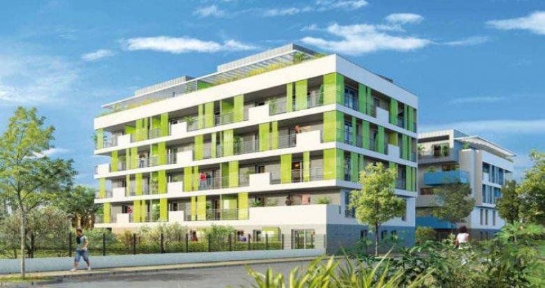 Achat / Vente immobilier neuf Montpellier Pompignane (34000) - Réf. 926