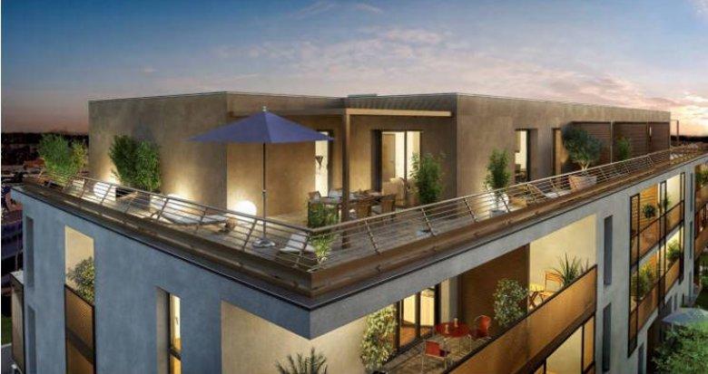 Achat / Vente immobilier neuf Montpellier proche centre historique (34000) - Réf. 3001