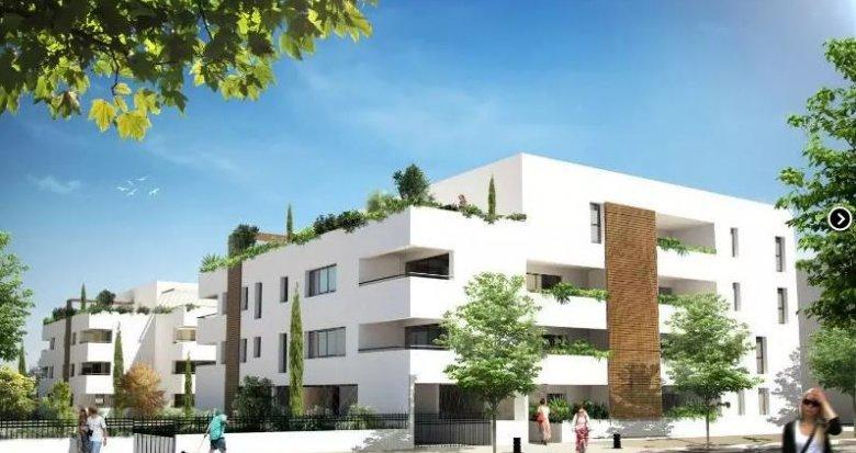 Achat / Vente immobilier neuf Montpellier proche centre-ville (34000) - Réf. 1529