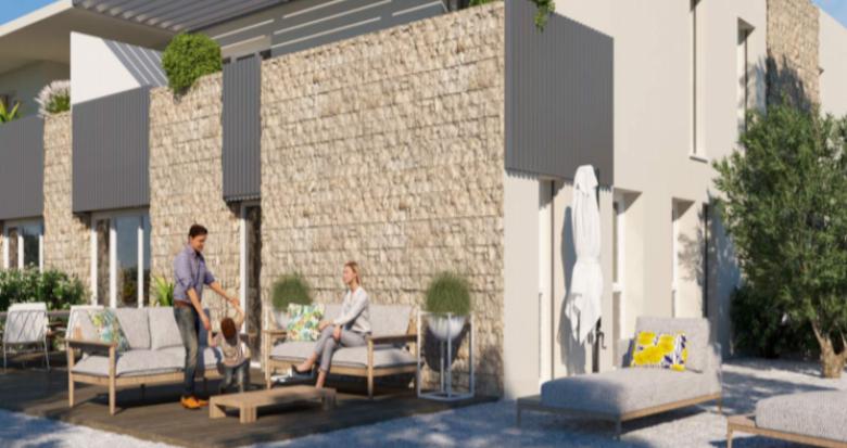 Achat / Vente immobilier neuf Montpellier proche Château de la piscine (34000) - Réf. 5166