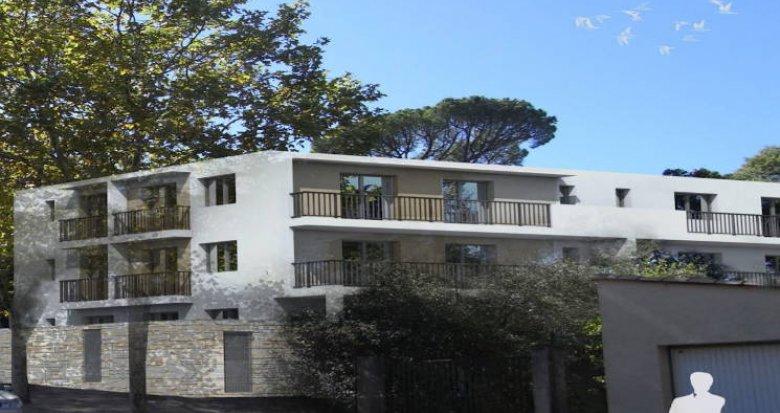Achat / Vente immobilier neuf Montpellier proche commerces et transports (34000) - Réf. 4826
