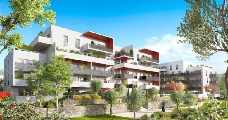 Achat / Vente immobilier neuf Montpellier proche de la mairie (34000) - Réf. 416