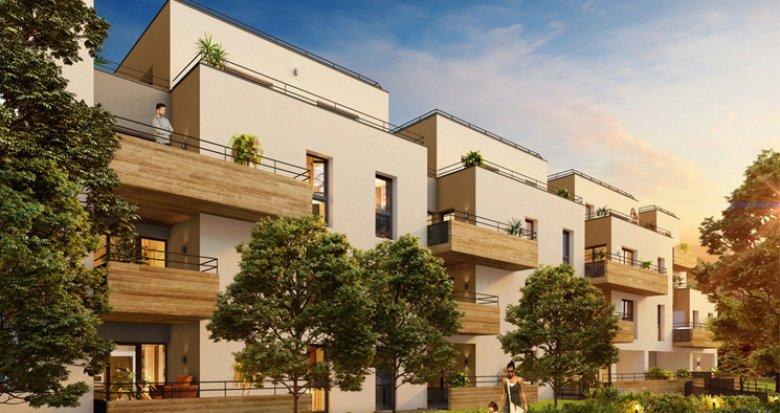 Achat / Vente immobilier neuf Montpellier proche des Arceaux (34000) - Réf. 3474