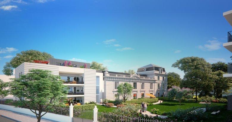 Achat / Vente immobilier neuf Montpellier proche du centre-ville (34000) - Réf. 2453
