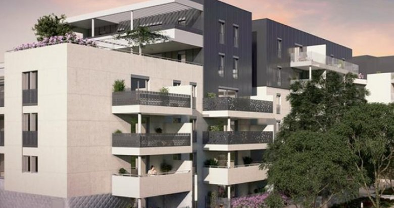 Achat / Vente immobilier neuf Montpellier proche Ecusson (34000) - Réf. 164