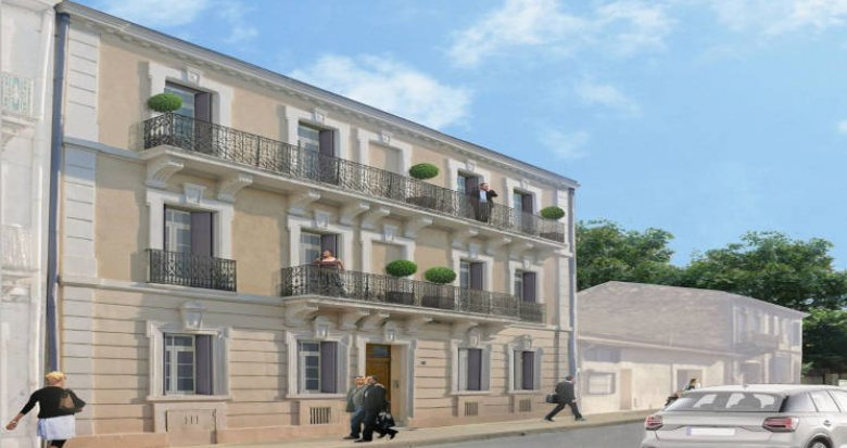 Achat / Vente immobilier neuf Montpellier proche gare (34000) - Réf. 2669