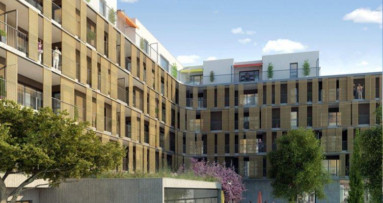 Achat / Vente immobilier neuf Montpellier proche Hôtel de ville (34000) - Réf. 582
