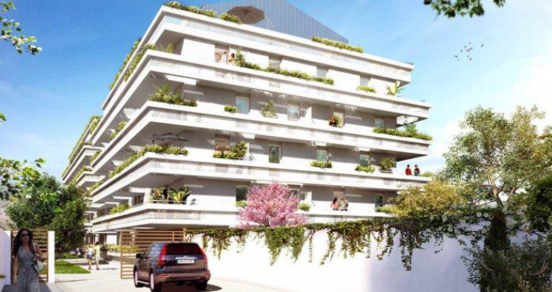 Achat / Vente immobilier neuf Montpellier proche nouvelle mairie (34000) - Réf. 2273