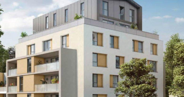 Achat / Vente immobilier neuf Montpellier proche parc Aiguelongue (34000) - Réf. 3479