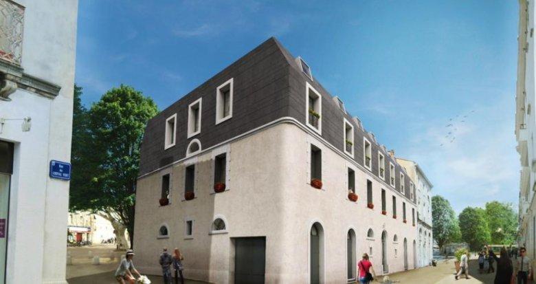 Achat / Vente immobilier neuf Montpellier proche Parc Clemenceau (34000) - Réf. 2142