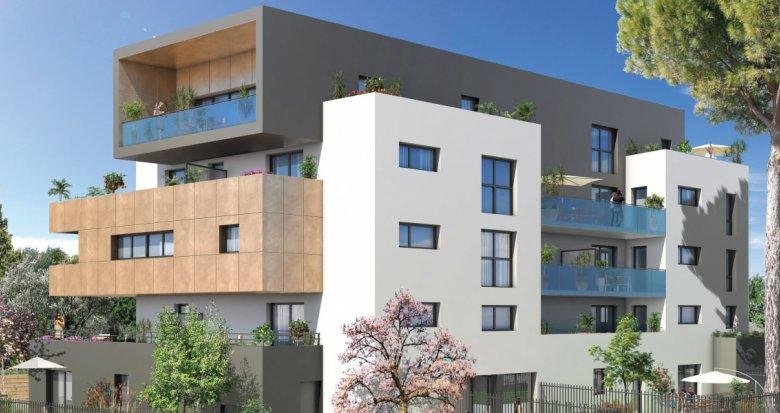 Achat / Vente immobilier neuf Montpellier proche place de la Comédie (34000) - Réf. 956