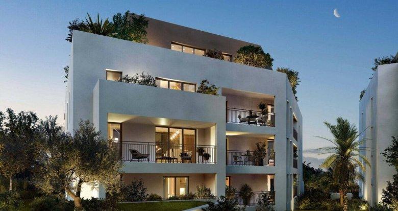 Achat / Vente immobilier neuf Montpellier proche Polyclinique Saint Roch (34000) - Réf. 6231