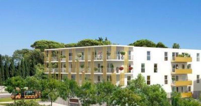 Achat / Vente immobilier neuf Montpellier proche quartier des Grisettes (34000) - Réf. 741