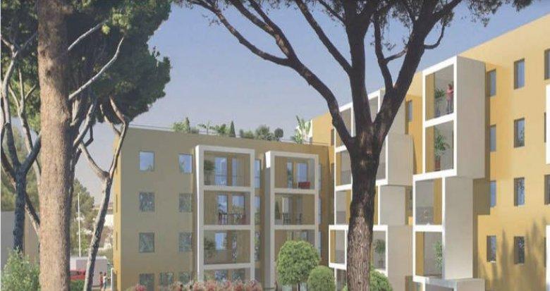 Achat / Vente immobilier neuf Montpellier proche secteur Montpellier Village (34000) - Réf. 4591