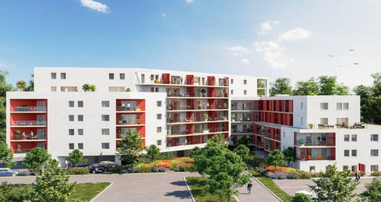 Achat / Vente immobilier neuf Montpellier proche tramway (34000) - Réf. 3062