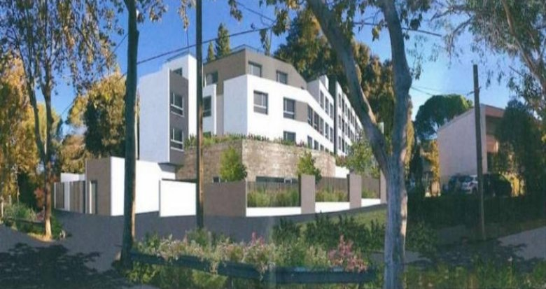 Achat / Vente immobilier neuf Montpellier proche tramway T1 (34000) - Réf. 3684