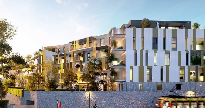 Achat / Vente immobilier neuf Montpellier quartier Aiguelongue (34000) - Réf. 1717