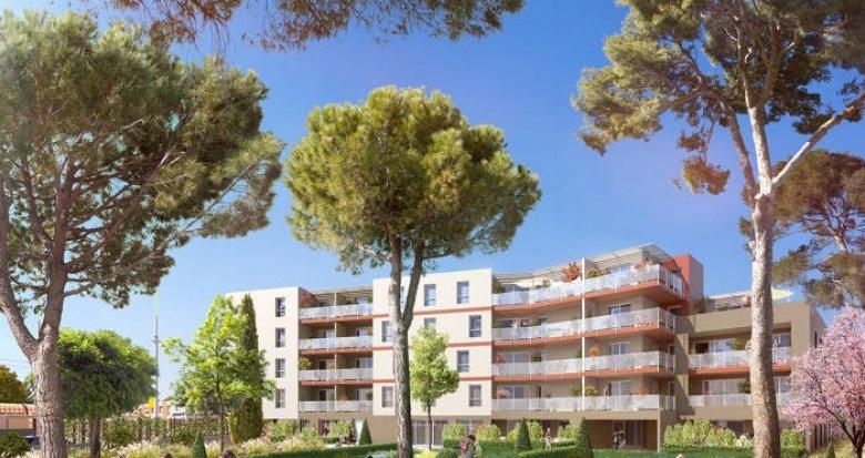 Achat / Vente immobilier neuf Montpellier quartier Aiguelongue (34000) - Réf. 879