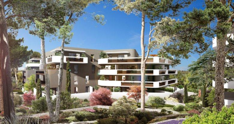 Achat / Vente immobilier neuf Montpellier quartier Aiguelongue (34000) - Réf. 1407