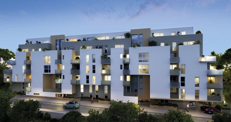 Achat / Vente immobilier neuf Montpellier quartier Aiguelongue (34000) - Réf. 3458