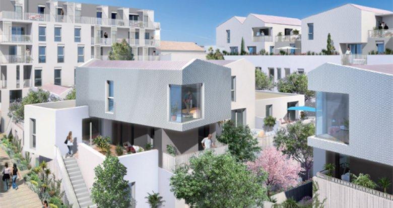 Achat / Vente immobilier neuf Montpellier, Quartier Clémenceau (34000) - Réf. 943