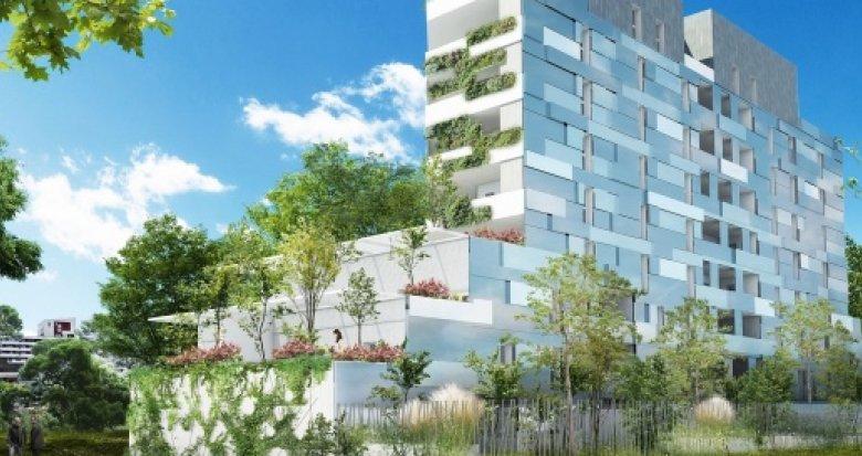 Achat / Vente immobilier neuf Montpellier quartier Consul des Mers (34000) - Réf. 129