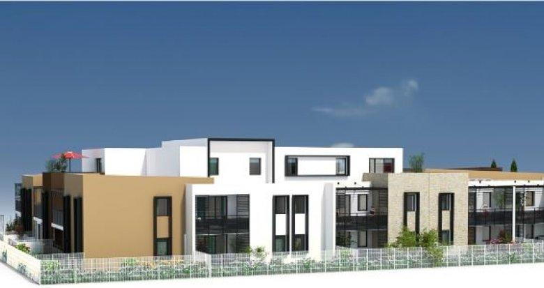 Achat / Vente immobilier neuf Montpellier quartier de la Chaberte (34000) - Réf. 2314