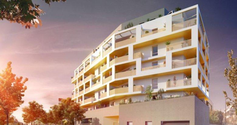 Achat / Vente immobilier neuf Montpellier quartier de la Nouvelle Mairie (34000) - Réf. 2185