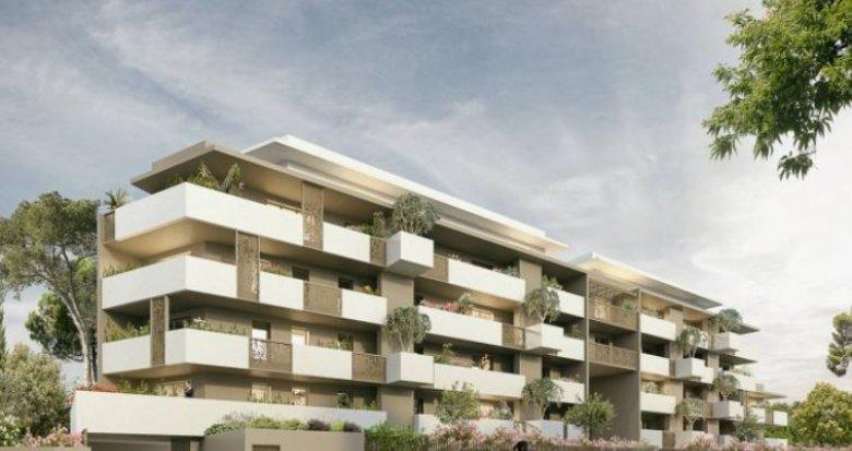 Achat / Vente immobilier neuf Montpellier quartier de la Pompignane (34000) - Réf. 2807