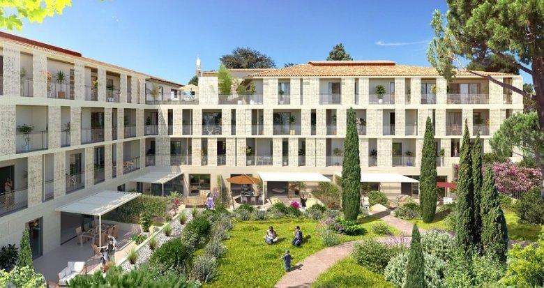 Achat / Vente immobilier neuf Montpellier quartier des beaux-arts (34000) - Réf. 2252