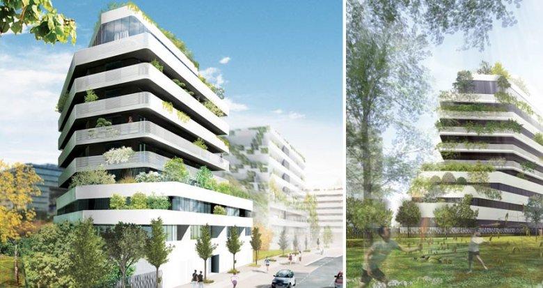 Achat / Vente immobilier neuf Montpellier quartier des Consuls de Mer (34000) - Réf. 4437