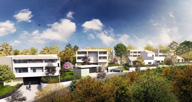 Achat / Vente immobilier neuf Montpellier quartier des Grèzes (34000) - Réf. 881