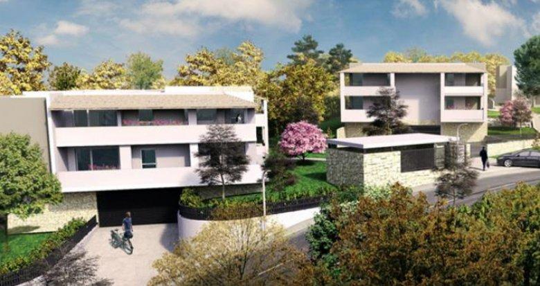 Achat / Vente immobilier neuf Montpellier quartier des Grèzes (34000) - Réf. 761