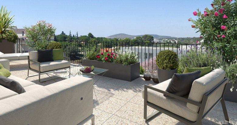 Achat / Vente immobilier neuf Montpellier, Quartier des Grisettes (34000) - Réf. 681