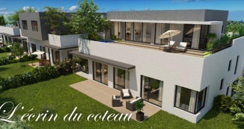 Achat / Vente immobilier neuf Montpellier quartier du Château d'Ô (34000) - Réf. 1040
