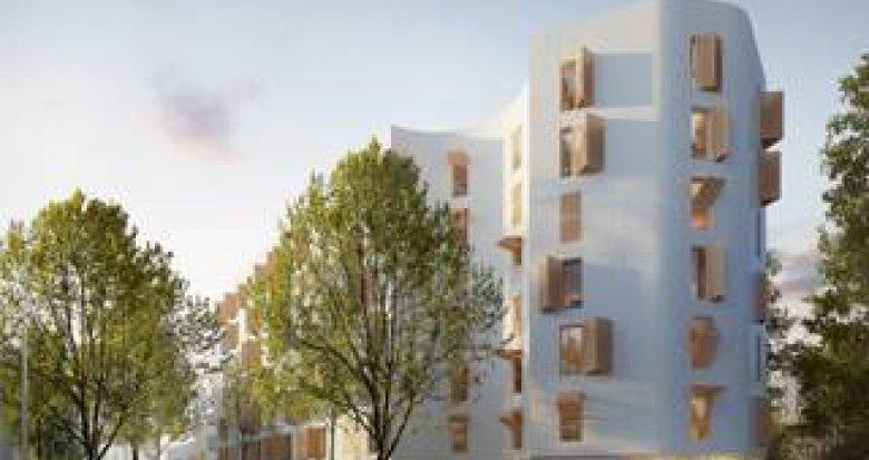 Achat / Vente immobilier neuf Montpellier quartier Figuerolles (34000) - Réf. 3870