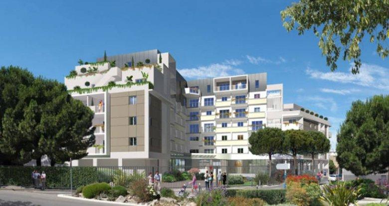 Achat / Vente immobilier neuf Montpellier quartier Figuerolles (34000) - Réf. 4182
