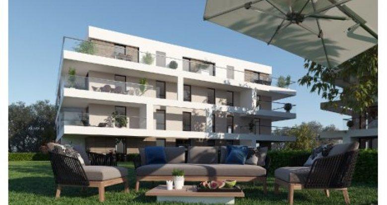 Achat / Vente immobilier neuf Montpellier quartier Figuerolles (34000) - Réf. 3459