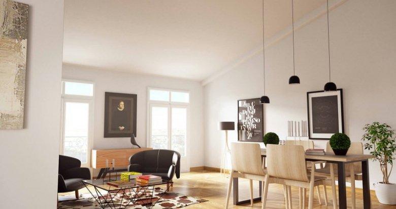 Achat / Vente immobilier neuf Montpellier quartier gare Saint Roch (34000) - Réf. 2720