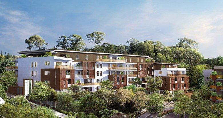 Achat / Vente immobilier neuf Montpellier quartier Hôpitaux-Facultés (34000) - Réf. 2815