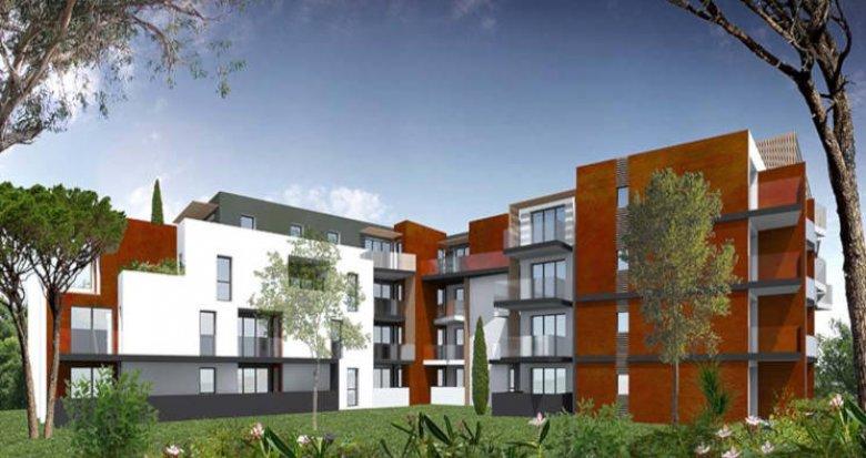Achat / Vente immobilier neuf Montpellier quartier La Croix d'Argent (34000) - Réf. 2743