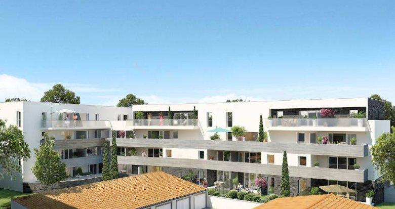 Achat / Vente immobilier neuf Montpellier quartier Lemasson (34000) - Réf. 4243