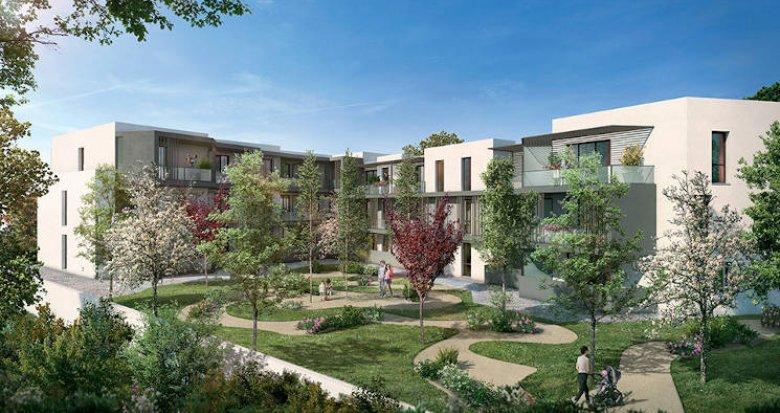 Achat / Vente immobilier neuf Montpellier quartier Lemasson (34000) - Réf. 3917