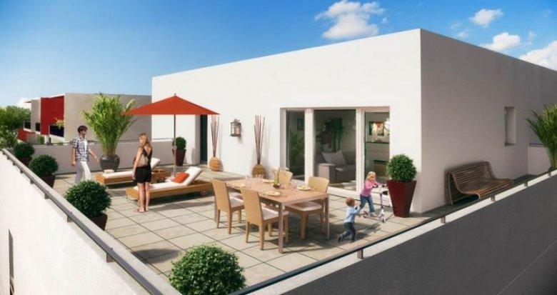 Achat / Vente immobilier neuf Montpellier quartier Mairie (34000) - Réf. 417