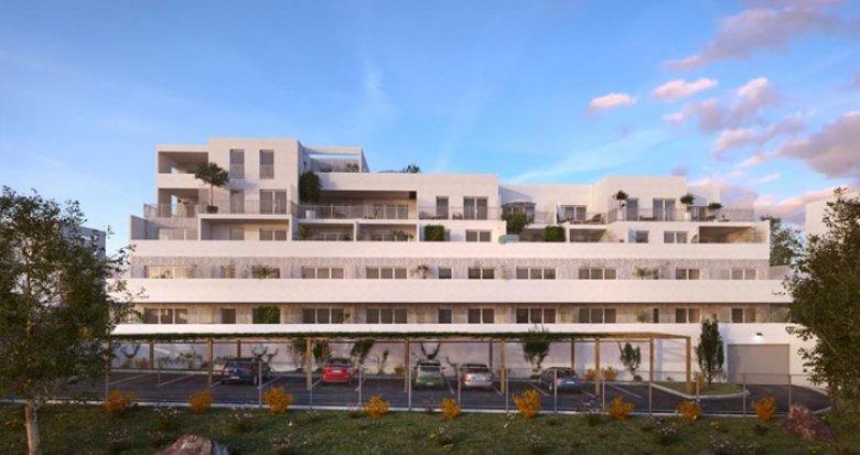 Achat / Vente immobilier neuf Montpellier quartier Malbosc (34000) - Réf. 523