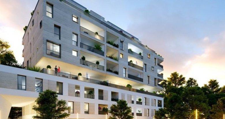 Achat / Vente immobilier neuf Montpellier quartier Nouveau St-Roch (34000) - Réf. 2137
