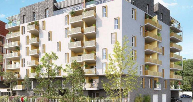 Achat / Vente immobilier neuf Montpellier quartier Nouvelle Mairie (34000) - Réf. 3798