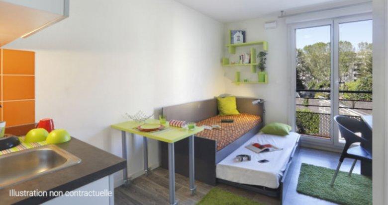 Achat / Vente immobilier neuf Montpellier quartier Parc Marianne (34000) - Réf. 2687